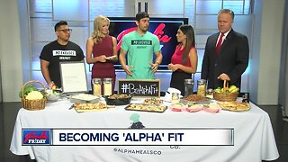 Foodie Friday - Alpha Meals