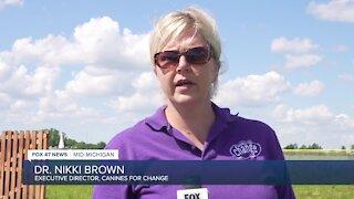Executive director Nikki Brown