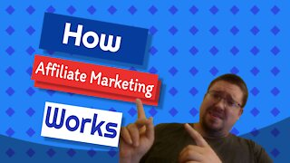 How Affiliate Marketing Works - A Beginners Tutorial