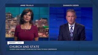 Denver7 News 6 PM   Wednesday, October 7