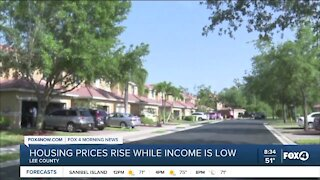 Housing prices on the rise in Southwest Florida