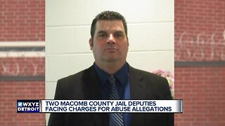 Macomb County jail deputies facing excessive force, criminal sexual conduct charges