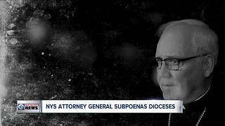 I-Team: Buffalo a likely focus of AG's probe of Catholic Church