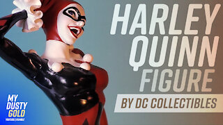 Harley Quinn Statue: DC Collectibles DC Cover Girls by Joelle Jones