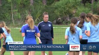 Palm Beach Predators headed to Nationals