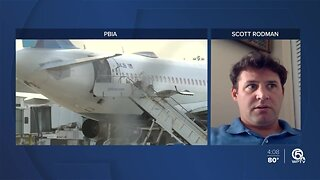 Passengers question why JetBlue passenger boarded flight to PBIA