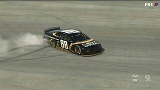 Tucson's Alex Bowman wins virtual race at Talladega