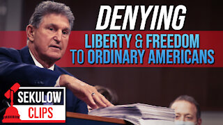 Manchin Joins Radical Left in Trying to Rewrite Election Process