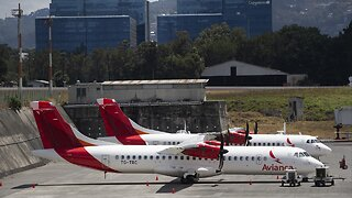 Latin American Airline Avianca Files For Bankruptcy