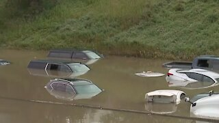 Detroit mayor addresses severe flooding
