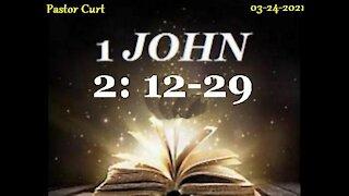 03-24-2021 Bible Study