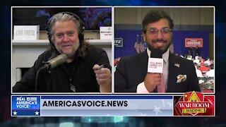 Raheem Kassam Previews America First Rally in Dalton, GA
