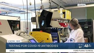 Lee's Summit lab now offers COVID-19 antibody testing