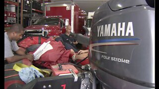 South Florida responders headed into the Caribbean