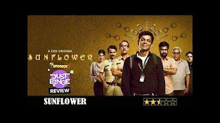 Sunflower REVIEW   Sunil Grover, Ranvir Shorey   Zee5   Just Binge Reviews   SpotboyE