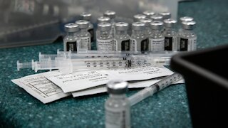 Why The U.S. Has More COVID Vaccines Than People Who Want Them