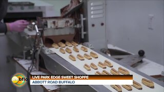NATIONAL SPONGE CANDY DAY AT PARK EDGE SWEET SHOPPE - PART 2