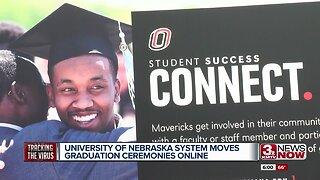 University of Nebraska system moves graduation ceremonies online