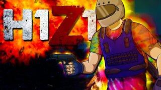 H1Z1 Just Survive MONTAGE #Old Days!