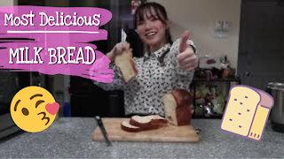 The most delicious Milk bread recipe