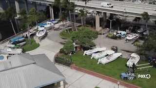 Fort Myers allowing boats in Centennial Park, months after evicting homeless