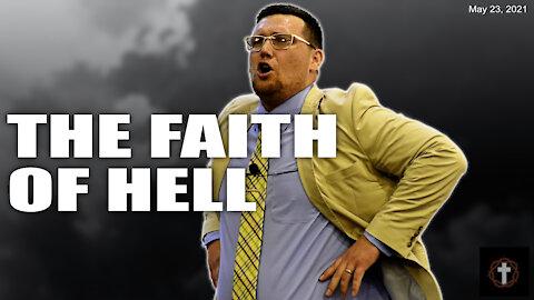 """The Faith of Hell"" | Pastor Gade Abrams"