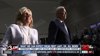Dr. Jill Biden: What we can expect from the future First Lady