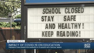 Parents of students with special needs feeling frustrated