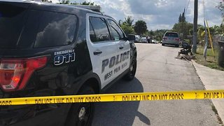 Police investigating double shooting