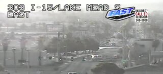 TRAFFIC ALERT: Lake Mead and 5th