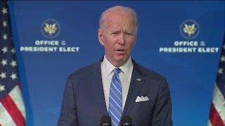 Biden unveils $1.9T plan to 'beat' the coronavirus and steady economy