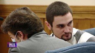 Man sentenced for fatal drunken driving motorcycle crash