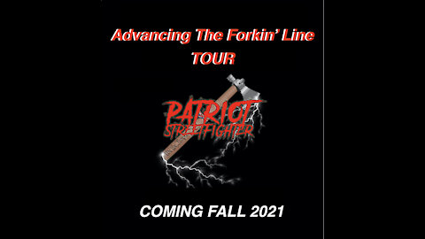 9.16.21 Patriot Streetfighter FALL TOUR Promo Video