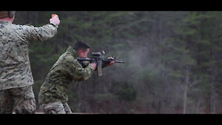 Annual U.S. Marine Corps Marksmanship Competition Day Two