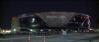 Will Allegiant Stadium open on time?