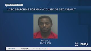 Crime Stoppers search for suspect accused of sexual assault