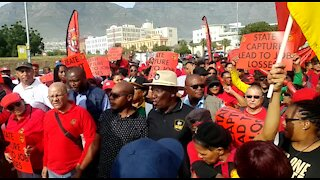 COSATU 2018 May Day Cape Town March (4Ji)
