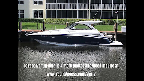 2017, 35' REGAL SPORT COUPE For Sale