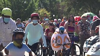 Boise biking community comes together for the Goathead Festival