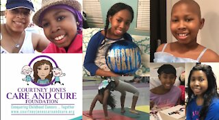 Courtney Jones Carer and Cure Foundation helps those with pediatric cancer