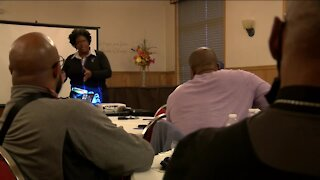 Milwaukee leaders hold event to discuss mental health among African American men