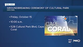 CAPE CORAL GETTING NEW PARKS