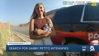 Search for Gabby Petito intensifies as questions mount