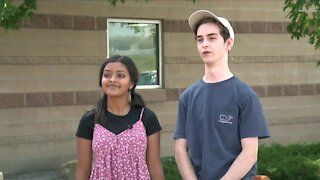 Rock Canyon High School theater students help police with training