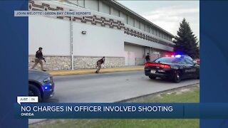 Oneida Casino Shooting Update
