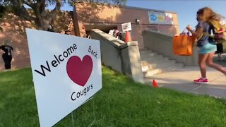 School mask protest: JeffCo families divided over district's mask rules