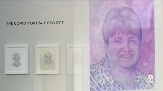 NKY exhibit shares faces of COVID-19 victims