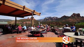 Shopping, food and fun at Sedona Center in the heart of Sedona!