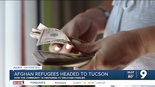 Afghan refugees are heading to Tucson