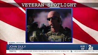 Veteran Spotlight: John Duly of Harford County